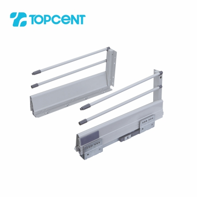 Steel drawer slide clip on SL.7992