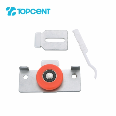 Roller for embedded sliding door FW.2560