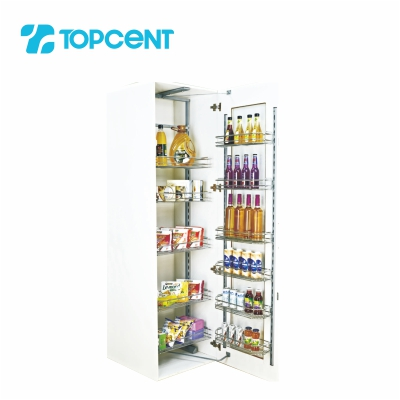 Pull-out tandem pantry BK.7045