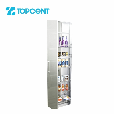 Pull-out tandem pantry BK.7030